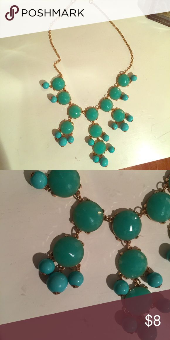 Turquoise Bubble Necklace Turquoise Bubble Necklace Jewelry Necklaces