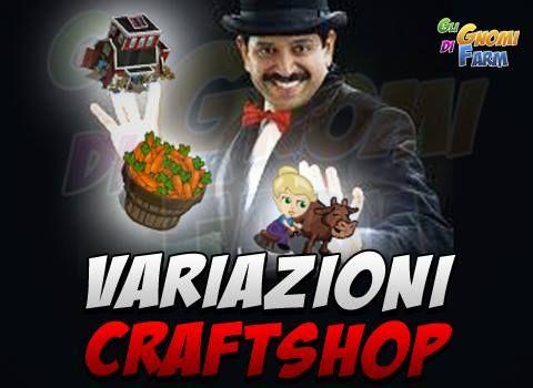 Variazioni al Craftshop