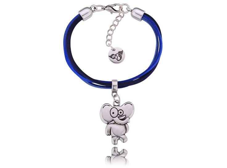 By Dziubeka! #jewelry #Bydziubeka #animal #elephant #bracelet