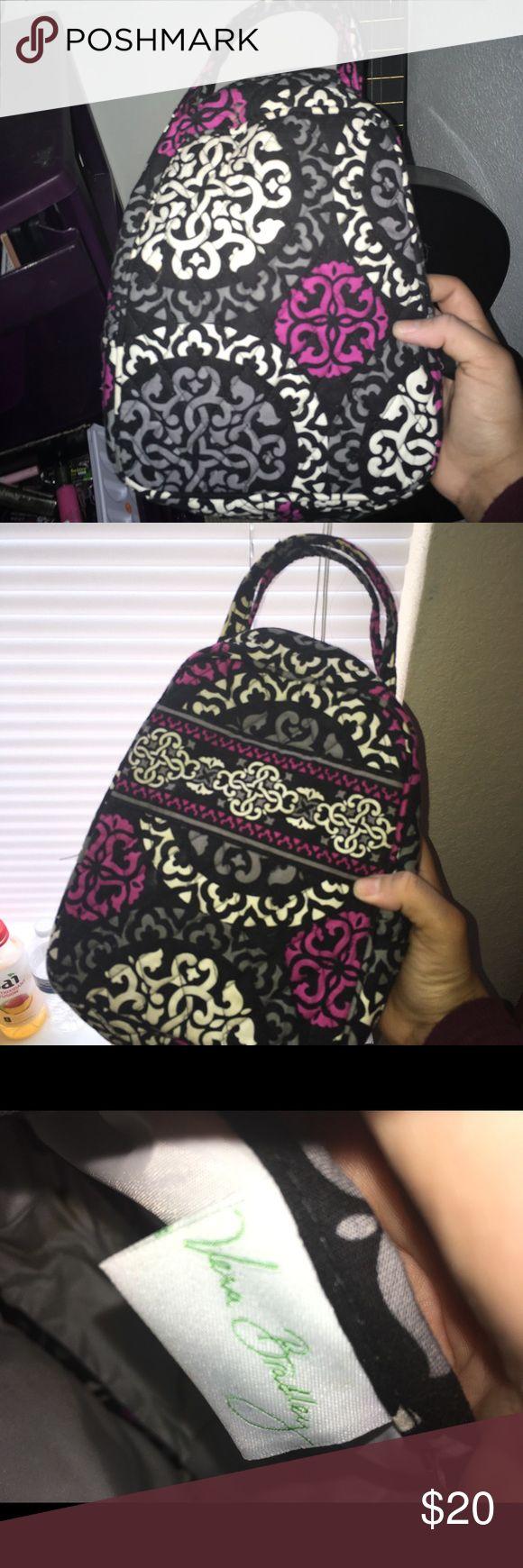 Vera Bradley lunch bag Vera Bradley lunch box/bag very cute to take your lunch in . Vera Bradley Bags Backpacks