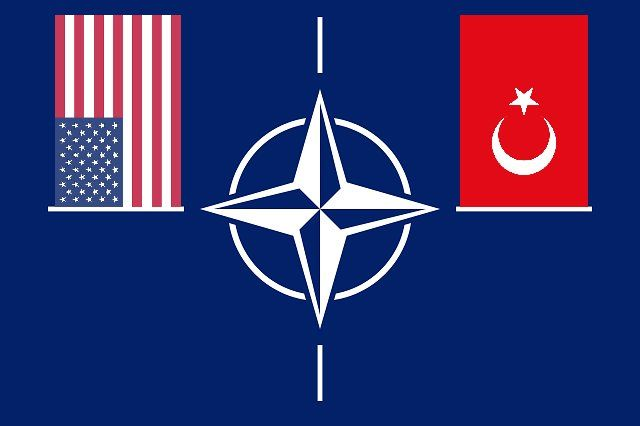 The real truth on the Syria situation allegations arise that US AWACS are providing intel to the Turks on Syrian Kurds YPG.