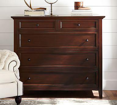 Hudson Dresser, Mahogany Stain. Bedroom DressersBedroom SetsDream ...