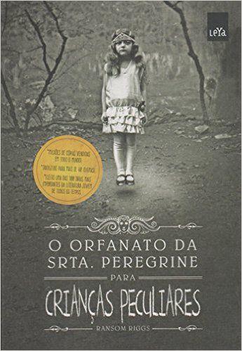 O Orfanato da Srta. Peregrine Para Crianças Peculiares: Ransom Riggs, Edmundo Barreiros: Amazon.com.br: Livros