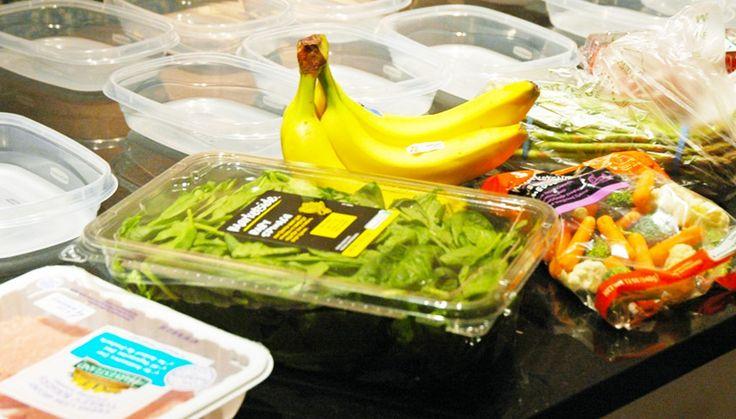 Maaltijden voorbereiden / Meal prep – Basis tips