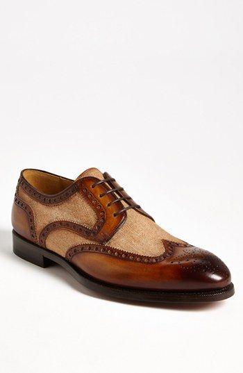 Magnanni Artea Spectator Shoe available at #Nordstrom