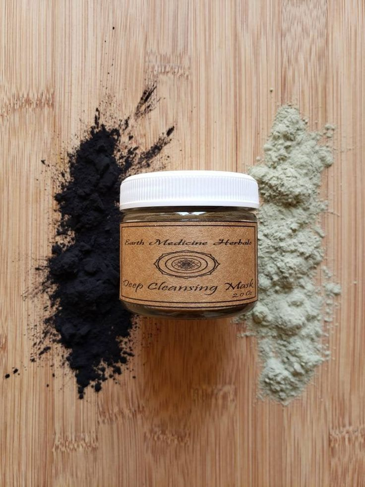 Deep Cleansing Mask *Detoxifying*Soothing*PoreRefining