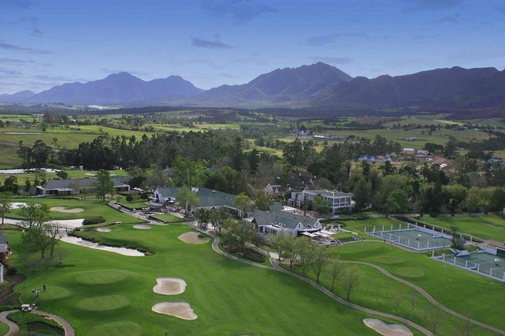 Fancourt Golfing in George