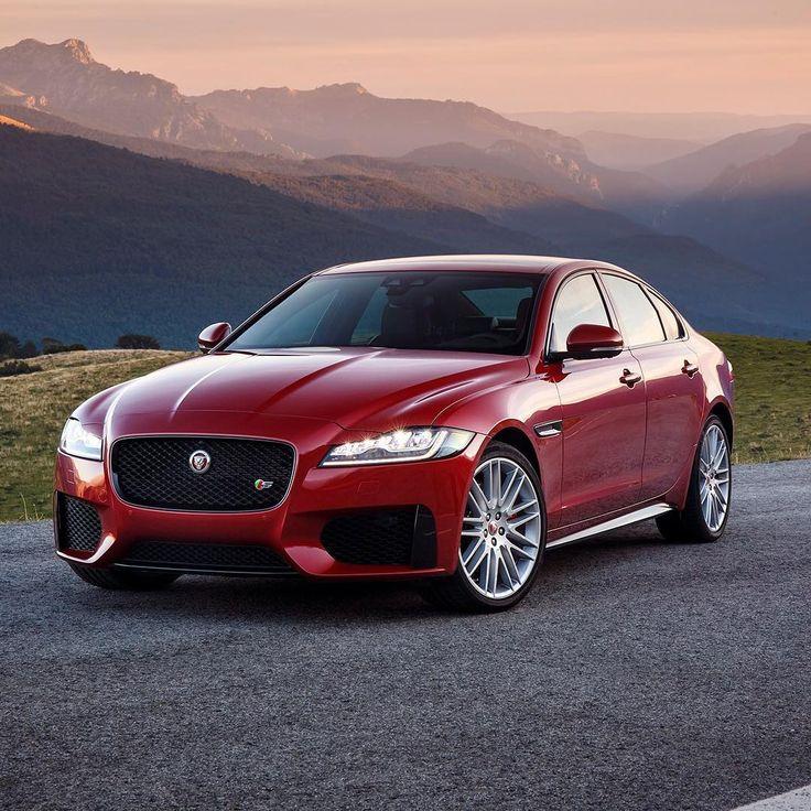 Looks worth waking up for. #Jaguar #XF #CarsOfInstagram