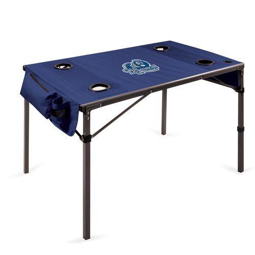 Old Dominion University Portable Soft-Top Travel Table w/Digital Print
