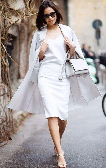 Самое популярное платье сезона: как носить платье-комбинацию   Журнал Cosmopolitan