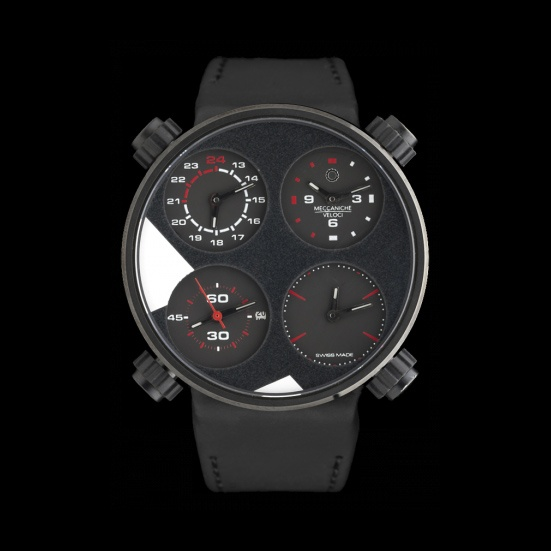 QUATTRO VALVOLE 48 - FOUR STROKES  ONLY ONE COLLECTION - RACE - BLACK PASSION 02  W124KG22