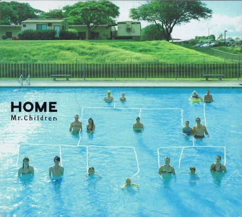 Mr.Children home / D : 森本千絵