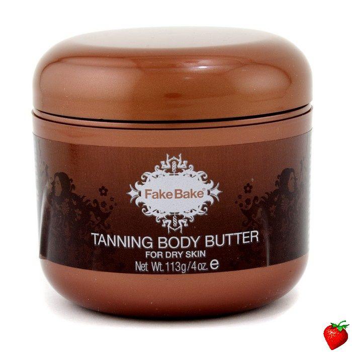 Fake Bake Tanning Butter For Dry Skin 113g/4oz #FakeBake #Skincare #SummerSpecials #Summer #Beach #Beauty #HotPick #FREEShipping #StrawberryNET