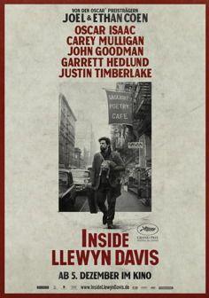Inside Llewyn Davis: Drama/Musikfilm/Populärmusik-Film/Tragikomödie/Country- & Folk-Film 2013 von Joel Coen/Ethan Coen mit John Goodman/F. Murray Abraham/Adam Driver. Jetzt im Kino
