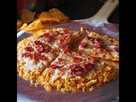 You Should Make A Pizza With A DORITOS CRUST Immediately [WATCH]