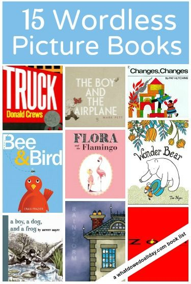 Not apps, but wordless picture books are awesome for developing narrative skills! Use them along with your favorite digital storytelling app for added fun!