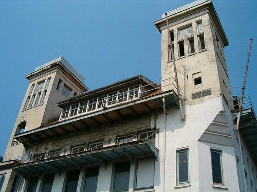 Old dutch houses, Jakarta