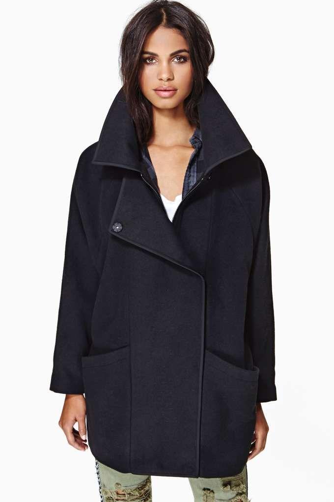 Nasty Gal Coletta Coat