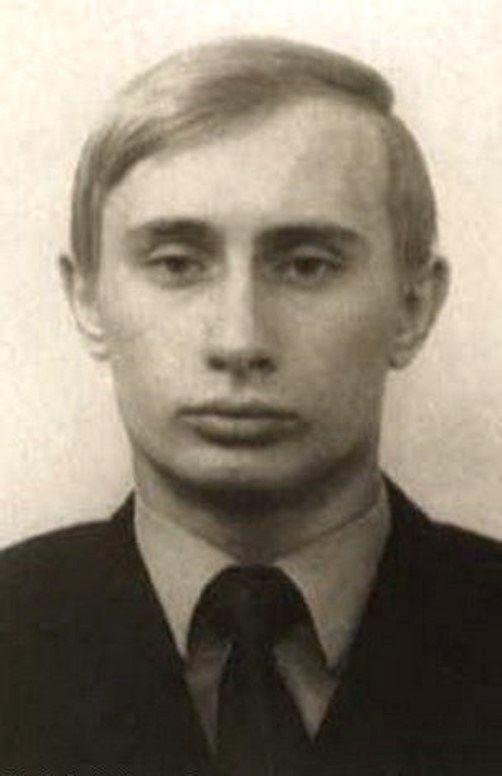 Family Album of Putin - Beauty will save