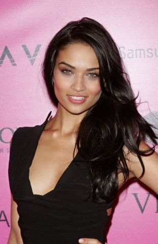 Shanina Shaik. Hair & Makeup