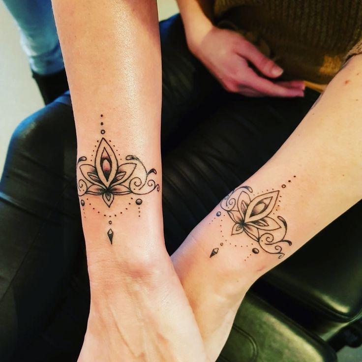 Mutter-Tochter-Tattoo - Tattoo - #MutterTochterTattoo #