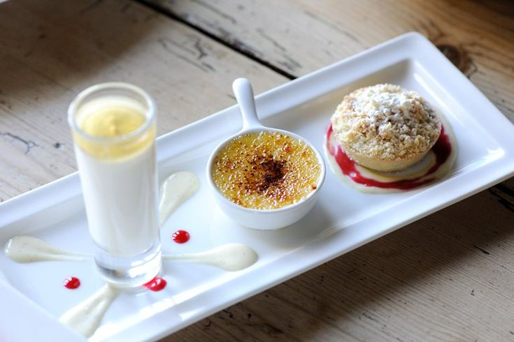 Mark Dodson presents a celebration of apples: 3 apple dessert recipes in one