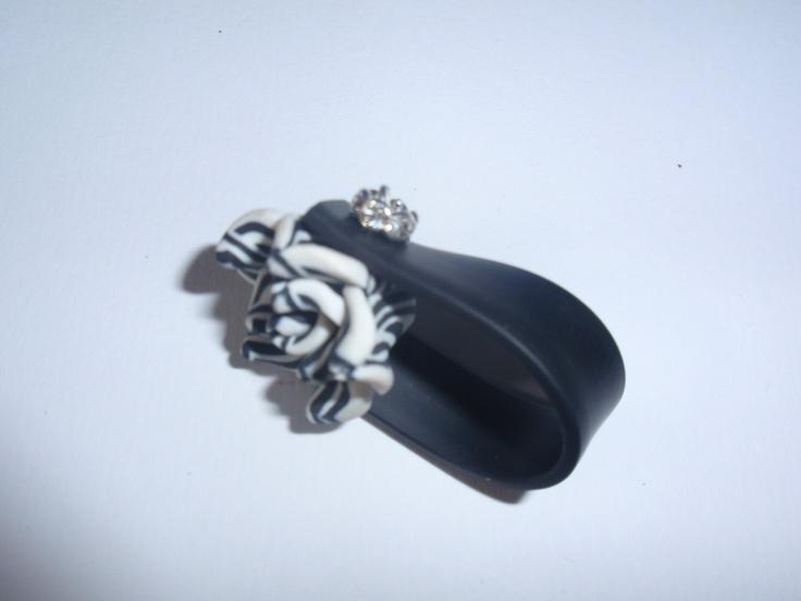 δαχτυλίδι απο καουτσούκ