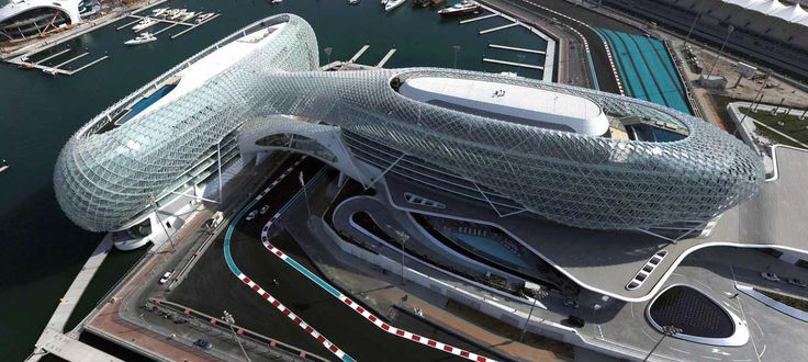 asymptote architecture | Yas hotel page