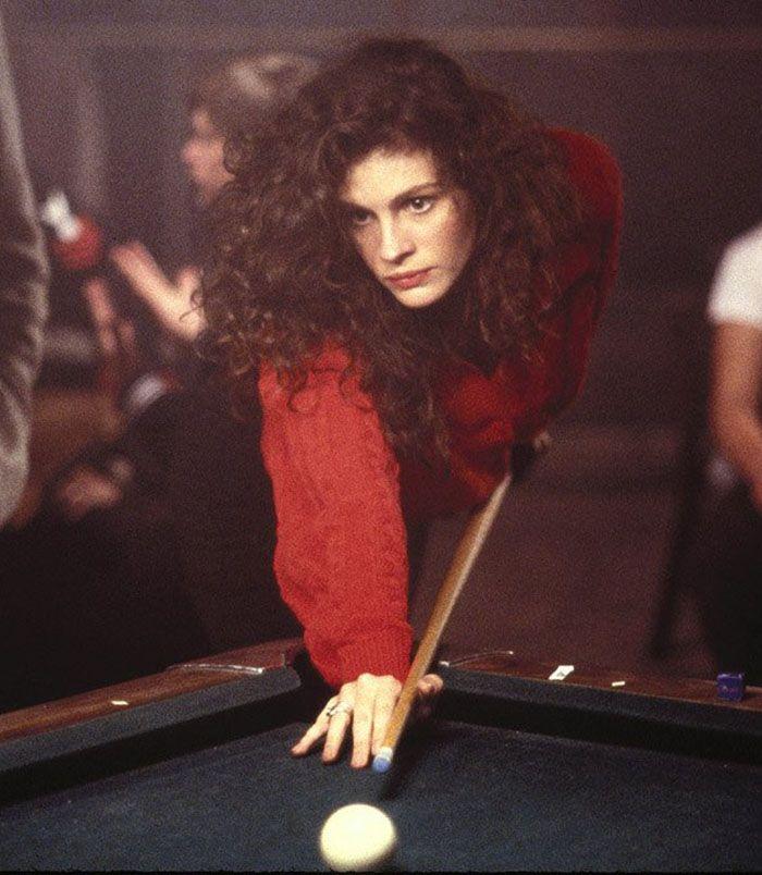 """Julia Roberts en""""Mystic Pizza"""", 1988"""