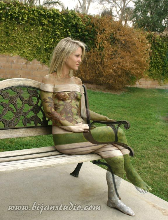 Bijon Studio Body Painting