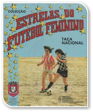 Colecção Estrelas do Futebol Feminino
