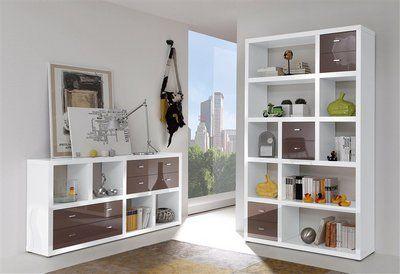 Regal, HMW Möbel, Breite 123 cm im Online Shop von Baur Versand