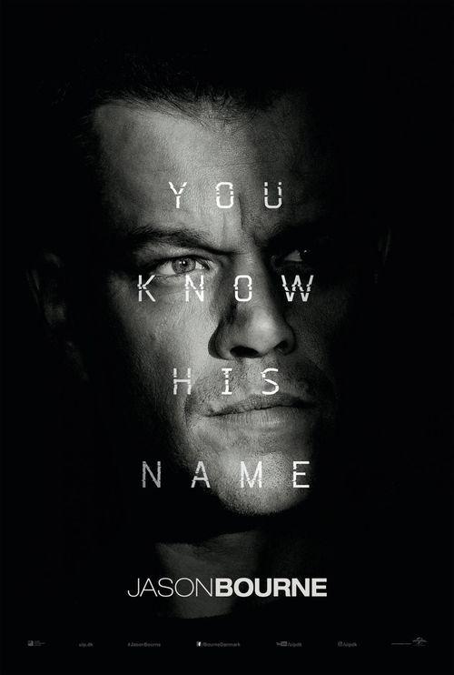 Jason Bourne 【 FuII • Movie • Streaming