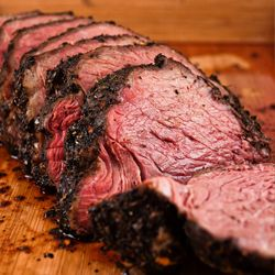 A delicious and easy to prepare Sirloin Tip Roast