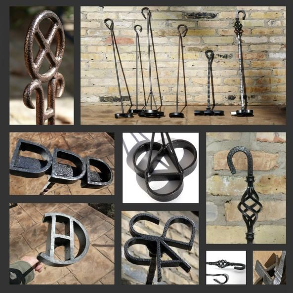 Custom Branding Irons... awesome