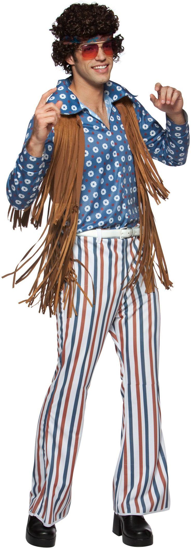 Brady Bunch Greg Brady as Johnny Bravo Adult Costume | Costumes.com.au