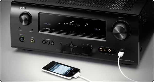 Denon Receivers. A must for the audiofile