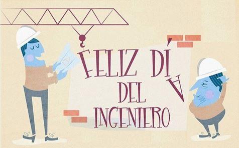 """Hoy 6 de junio se celebra el """"Día de la Ingeniería Argentina""""  Un dia como hoy pero de 1870, se graduó el primer ingeniero argentino, Luis Augusto Huergo."""