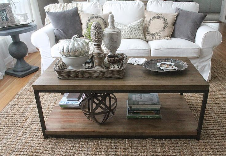 20 What to Put On Coffee Table - Large Home Office Furniture Check more at http://www.buzzfolders.com/what-to-put-on-coffee-table/