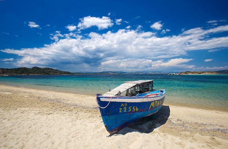 Chalkidiki beaches