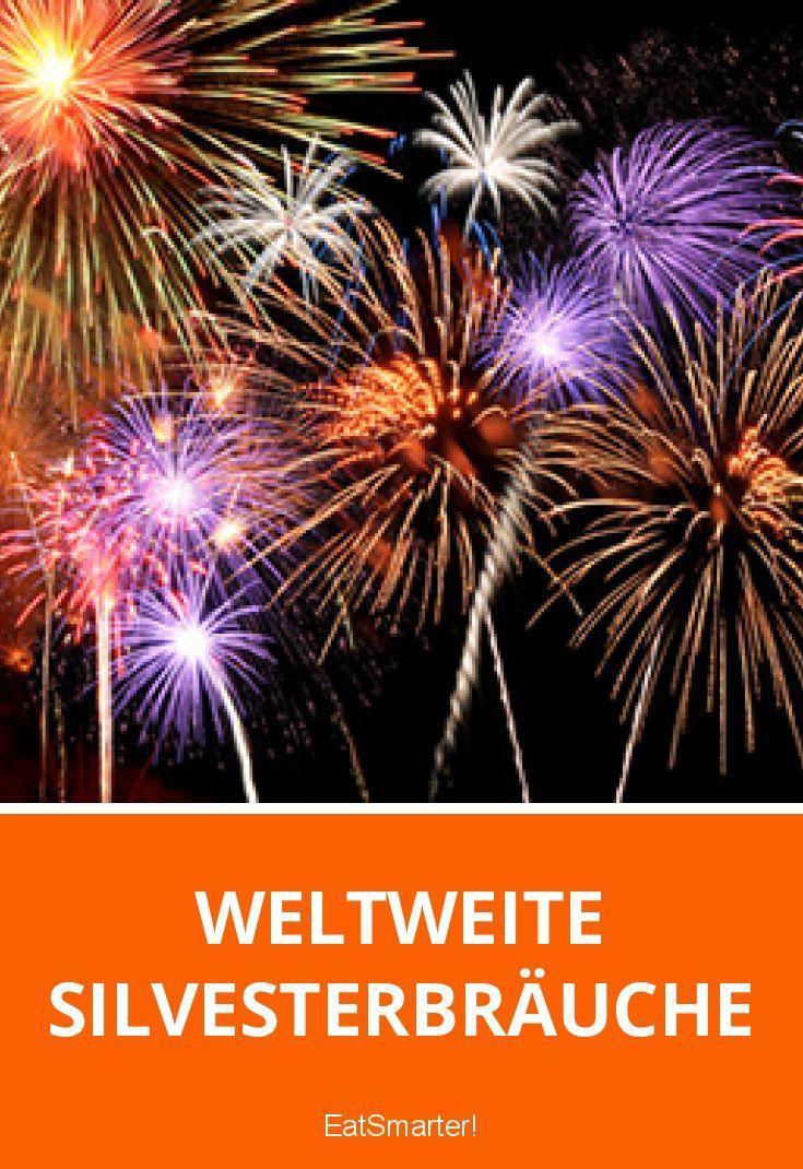 Weltweite Silvesterbräuche | eatsmarter.de