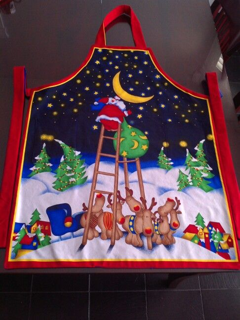 1980's apron panel.