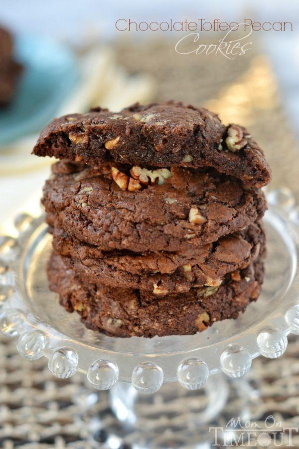 Chocolate Brownie Cookies, Chocolate Chip Brownie Cookies, Chocolate ...