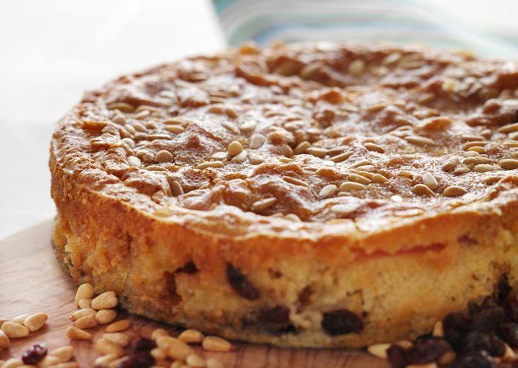 Toscansk æblekage - Odense Marcipan