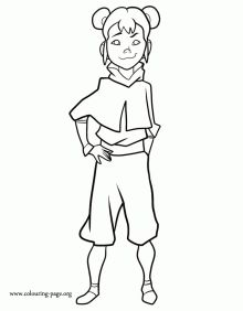 1000 images about avatar tla and lok printables on for The legend of korra coloring pages