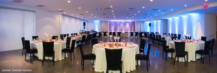 Indian wedding reception venue. https://www.maharaniweddings.com/gallery/photo/145620 @aproposcr8ions