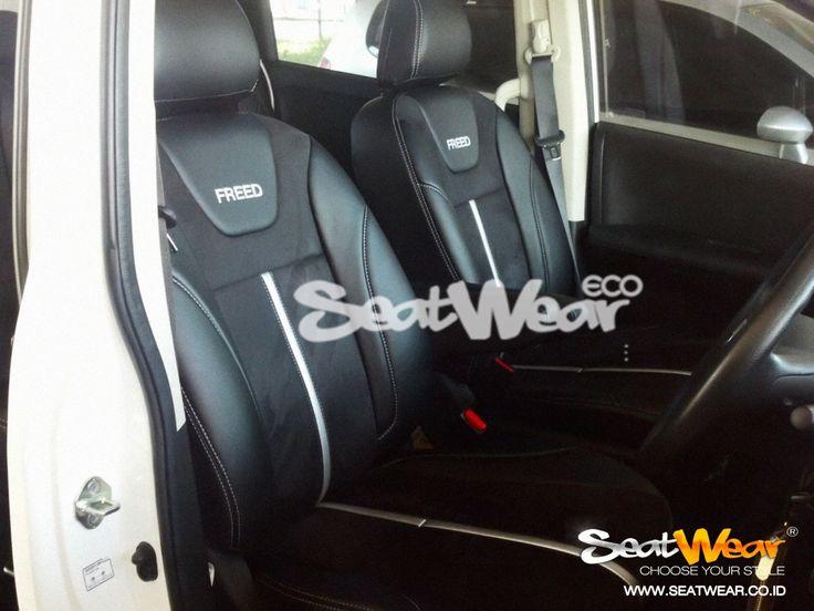 Sarung Jok Seatwear Honda Freed Kelebihan Seatwear dibandingkan produk lain? - SeatWear menggunakan Kulit PU Import  - Memakai Busa 10 ml - Hasil Seperti Paten - Garansi 2 Tahun * - Pemasangan cepat tanpa bongkar jok  - Teknisi pemasang profesional - Gratis Pemasangan untuk wilayah JABODETABEKKAR Untuk Pemesanan bisa datang langsung ke Dealer Honda terdekat atau bisa menghubungi sales kami : HP : 082122623568 BB : 7DD1372F  www.seatwear.co.id cs@seatwear.co.id
