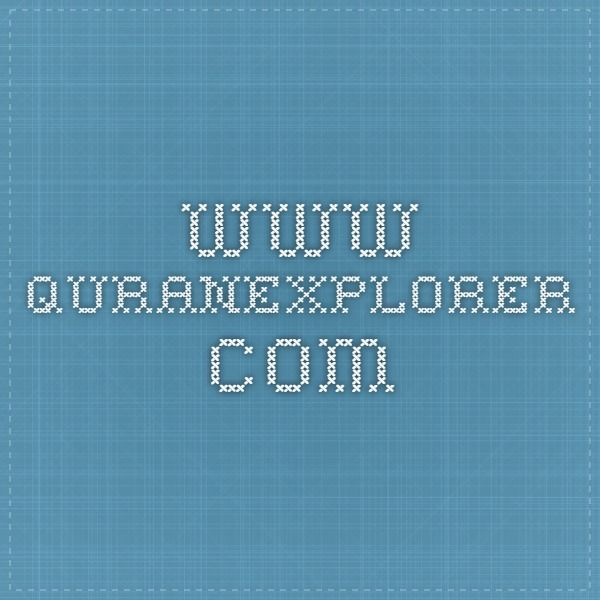 www.quranexplorer.com