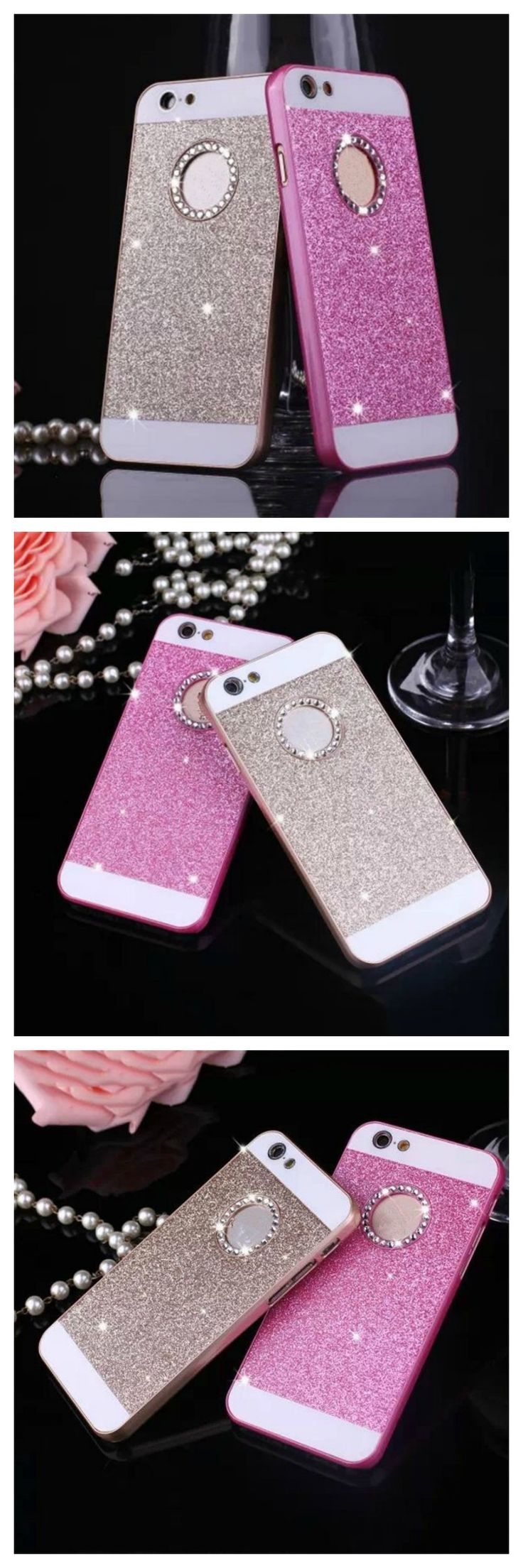 Bling Crystal iPhone Case