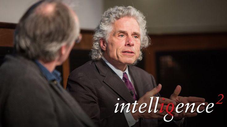 Steven Pinker on Good Writing, with Ian McEwan